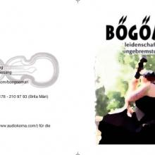 CD-Cover für Demo-CD